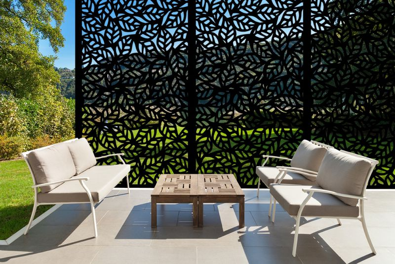 Deisgn Flow Lattice and pickets fencing design Melbourne