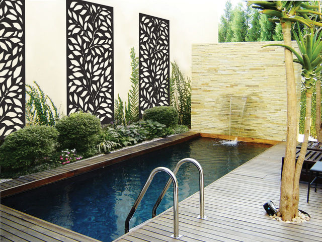 Decorative Exterior Panels : Design flow australian manufacturer of recycled plastic
