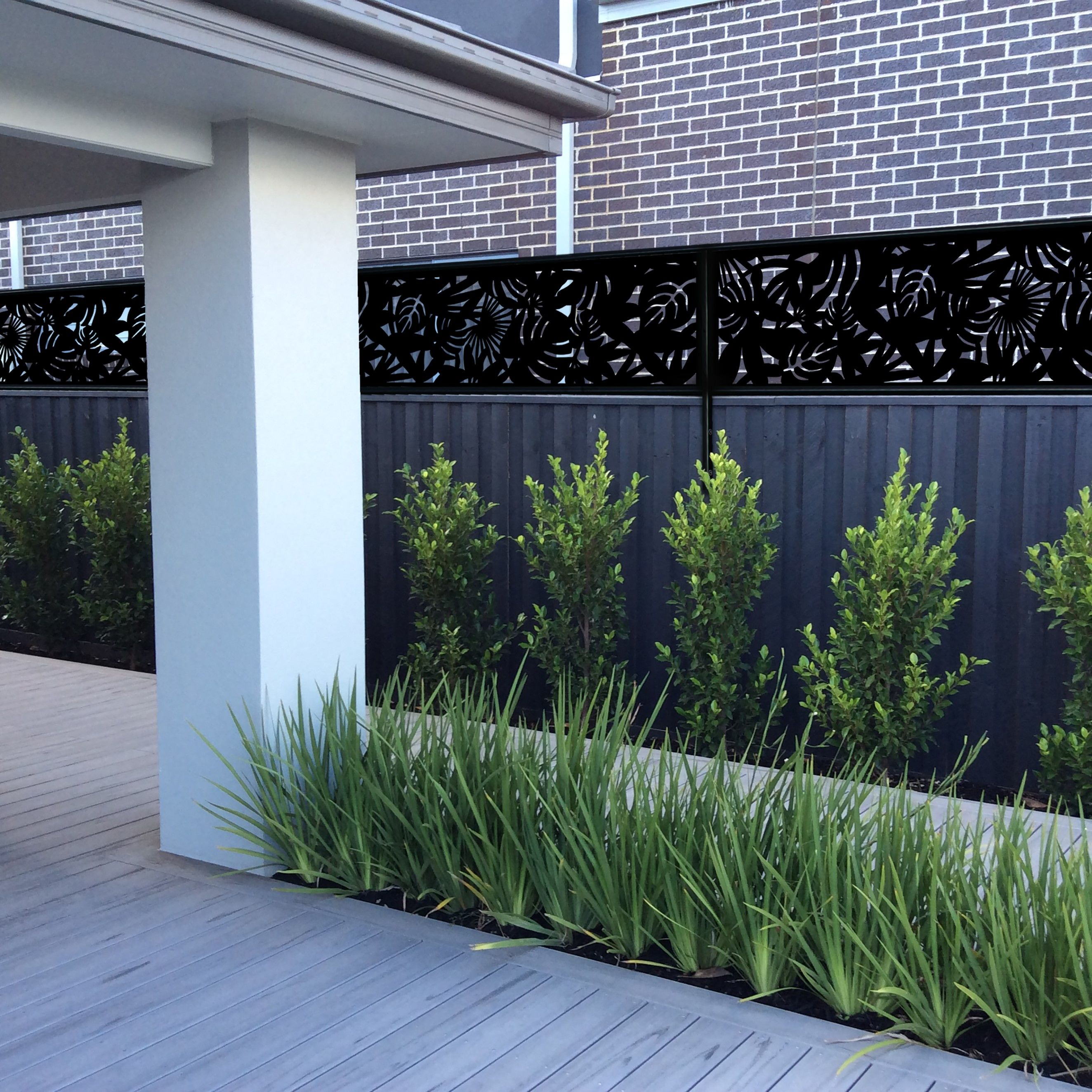 Design Flow - Australian manufacturer of Matrix fence extensions